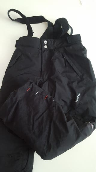 Pantalón esquí talla 8