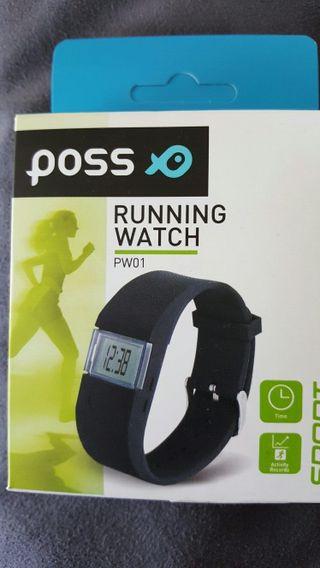 pulsera running