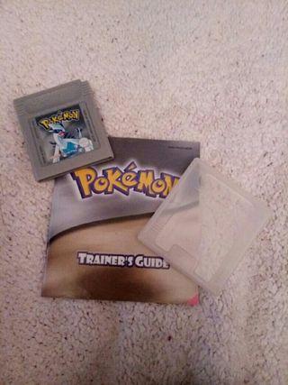 [GameBoy] Pokémon Edición Plata