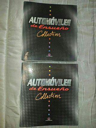 Colección Automóviles de ensueño