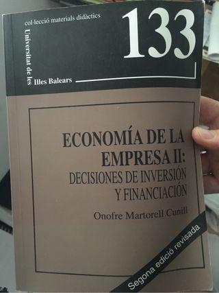 Libro economia de la empresa