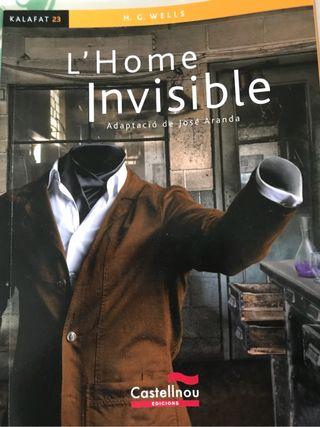 Libro L'home invisible