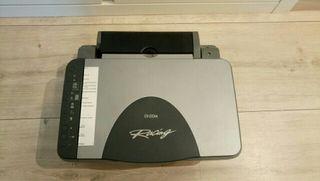 Impresora Epson + 17 cartuchos tinta