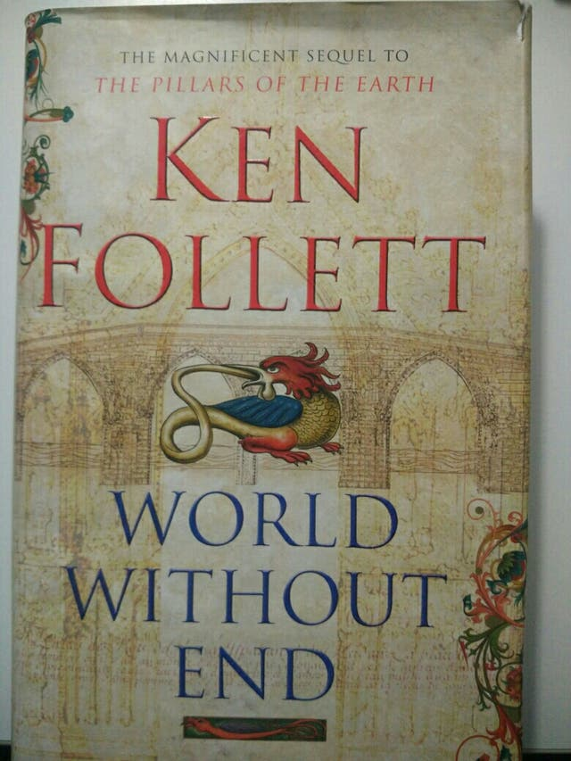 World Without End, Ken Follett (English)
