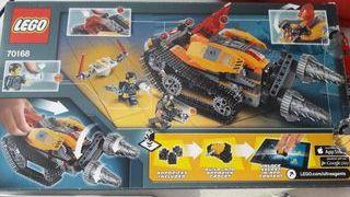 LEGO Ultra Agents 70168