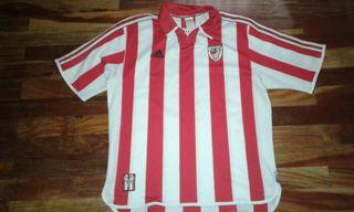 camiseta ATHLETIC 99-01 futbol