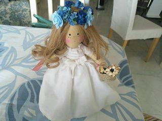 muñecas comunion personalizadas