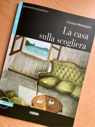Libro italiano La Casa sulla Scogliera