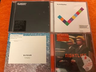 Pet Shop Boys Fundamental, Yes, Elysium y Nightlif