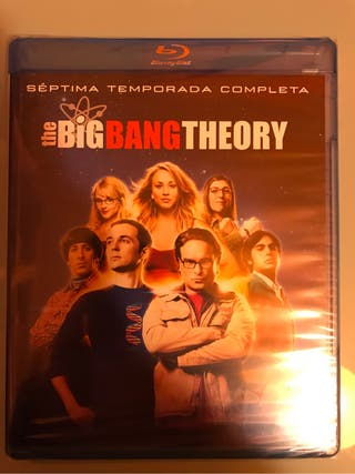The Big Bang Theory Temporada 7 Blu-ray