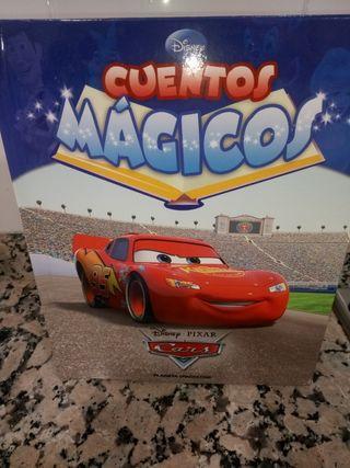 LIBRO 3D CARS