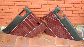 tapizados granates renault 12 tl