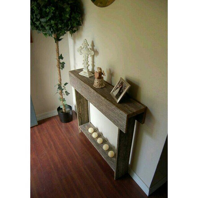 Muebles pasillo palets de segunda mano por 1 € en Canet de Mar ...