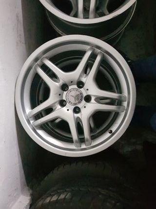 llantas Mercedes