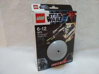 LEGO 9676 - TIE Interceptor & Death Star