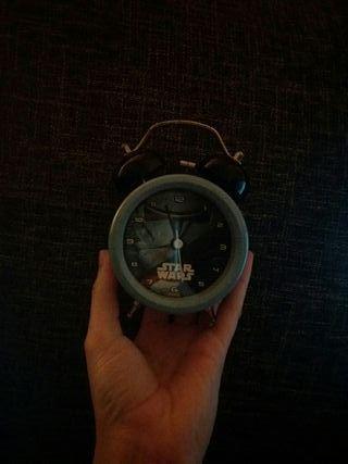 reloj mesa star wars
