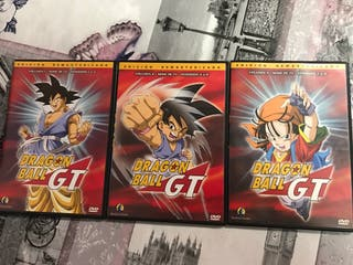 Serie dragon ball gt