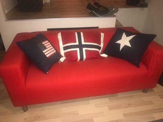 Sofa ikea dos plazas nuevo