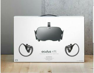 caja oculus rift