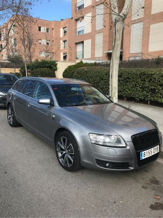 Audi A6 2.0 tdi avant 140cv