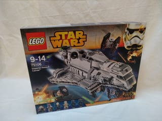 LEGO 75106 - Imperial Assault Carrier