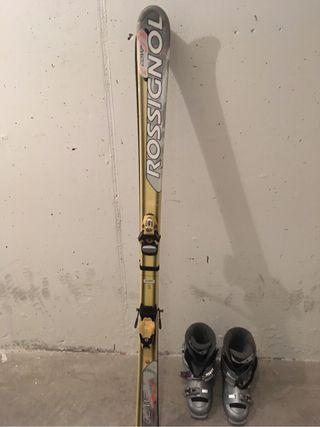 Conjunto ski