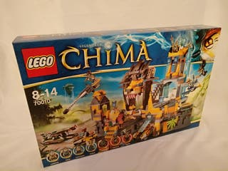 LEGO 70010 - The Lion CHI Temple