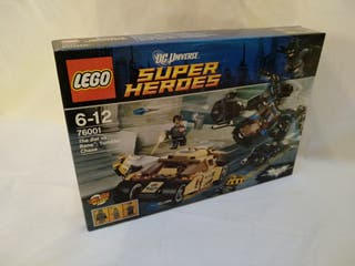 LEGO 76001 - The Bat vs. Bane: Tumbler Chase