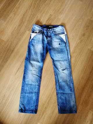 Pantalon vaquero de chico Virtual