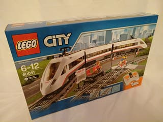 LEGO 60051 - High-Speed Passenger Train