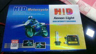 kit bixenon moto