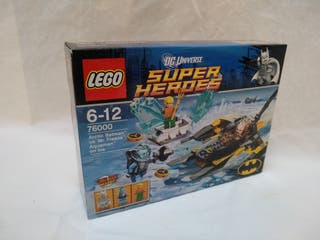 LEGO 76000 - Arctic Batman vs. Mr Freeze
