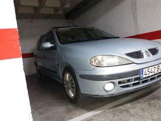 Renault Megane familiar 2001