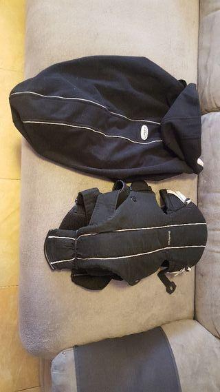 Mochila portabebé+Funda abrigo
