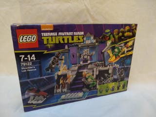 LEGO 79122 - Shredder's Lair Rescue