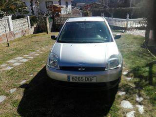 Ford Fiesta 2004 tdci