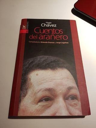Libro Hugo Chávez