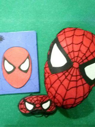 combo spiderman