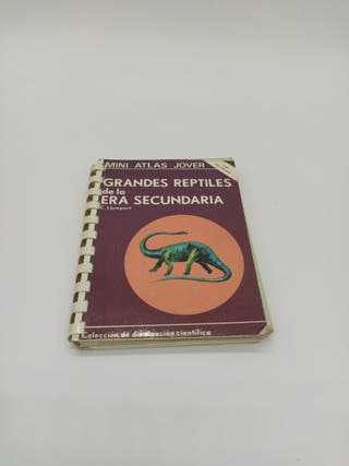 Mini Atlas Jover n 16 - Reptiles Era Secundaria