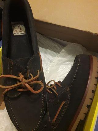 Zapatos piel NUEVOS 50