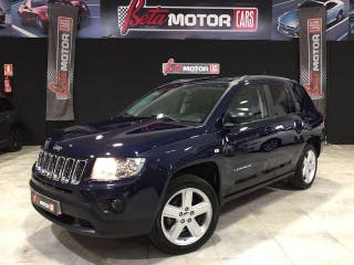 Jeep Compass 2.2 CRD Limited 4x4 100 kW (136 CV)