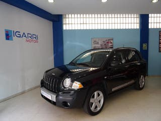 JEEP COMPASS 2.2 CRD Limited 4x4, 163cv, 5p