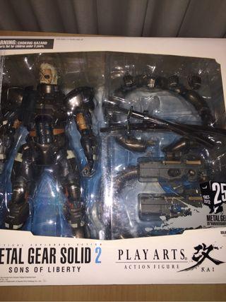 Play arts figura Metal gear solidus