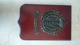 metopa escudo armada española principe de asturias
