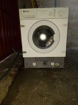 Lavadora balay panelable de 6 kilos