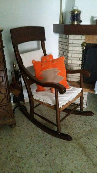 Hamacas de madera de segunda mano en wallapop for Muebles de jardin segunda mano