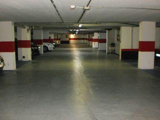 Alquiler plaza garage