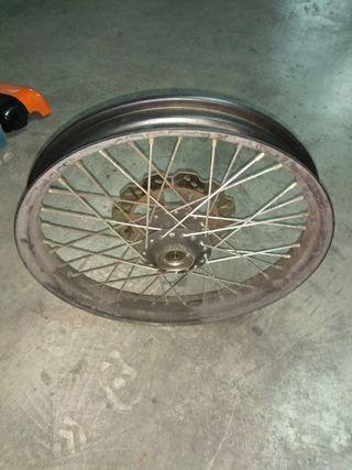 llanta rueda delantera hamway raw 125