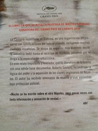 libro Gomorra