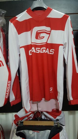 jersey oficial gas gas enduro cross 2018